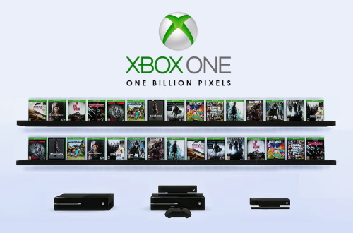 Obp wall decors clutter updated sellable thumbnails for Decoration xbox one