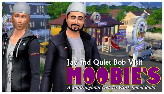 Moobie's Fast Food Restaurant at SimDoughnut image 1839 670x385 Sims 4 Updates