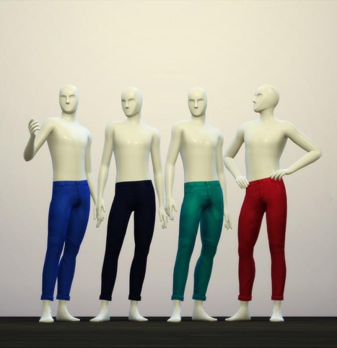 Sims 4 Jeans V1 at Rusty Nail