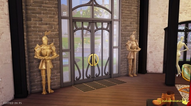 Fashion Store at In a bad Romance image 18411 670x373 Sims 4 Updates