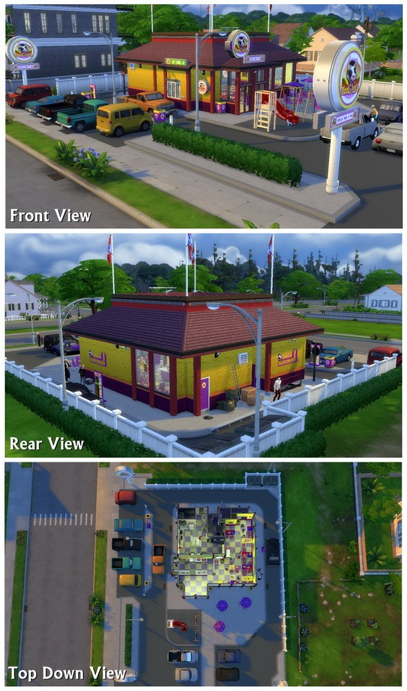 how to clear a lot fast in sims 3