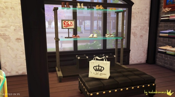 Fashion Store at In a bad Romance image 18510 670x373 Sims 4 Updates