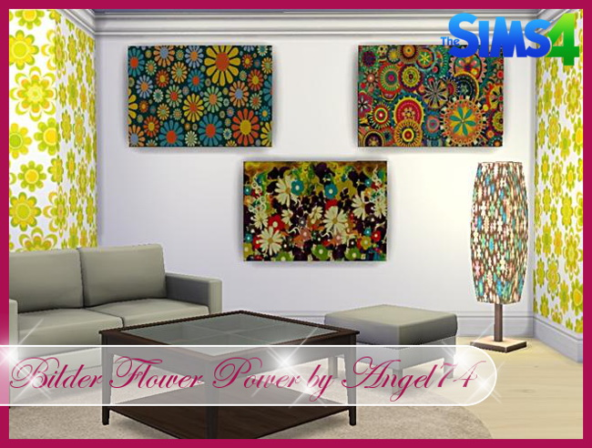 Curtains, rugs, walls, paintings, dress.... at Beauty Sims image 188 Sims 4 Updates