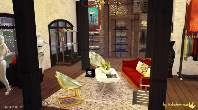 Fashion Store at In a bad Romance image 1889 670x373 Sims 4 Updates