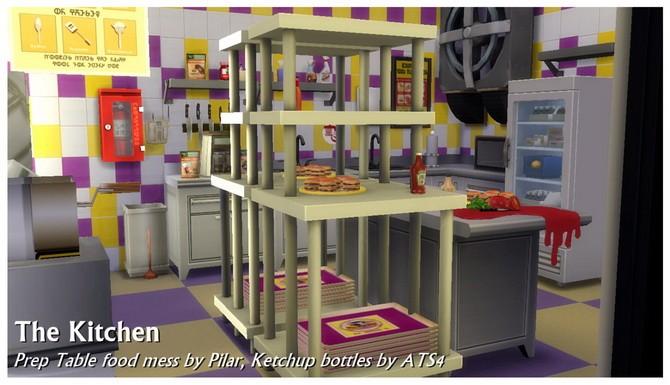 Moobie's Fast Food Restaurant at SimDoughnut image 1896 670x385 Sims 4 Updates