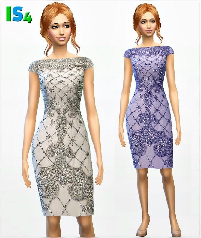 Sims 4 Dress 34 IS4 at Irida Sims4