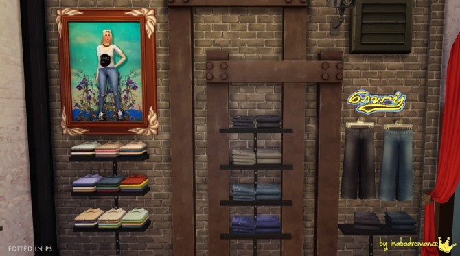 Fashion Store at In a bad Romance image 1898 670x373 Sims 4 Updates