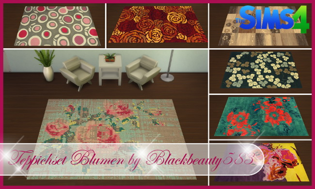 Curtains, rugs, walls, paintings, dress.... at Beauty Sims image 191 Sims 4 Updates