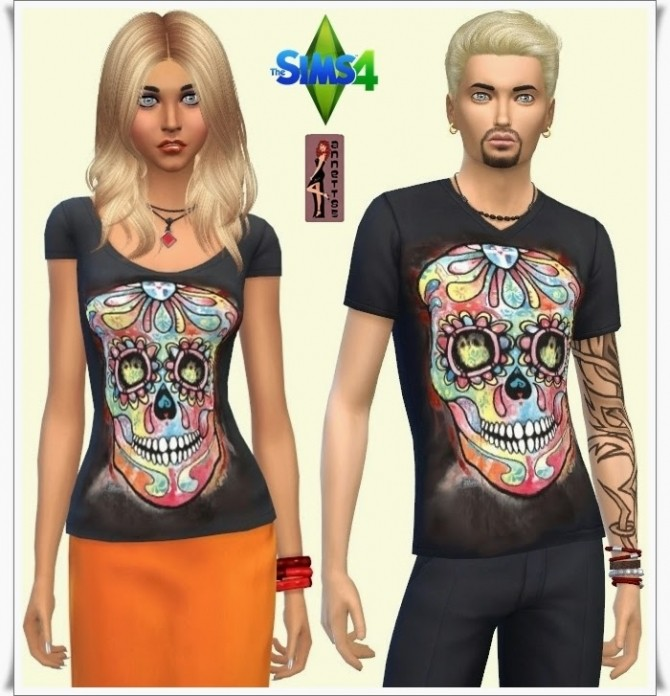 The Mountain shirts at Annett's Sims 4 Welt image 1924 670x696 Sims 4 Updates
