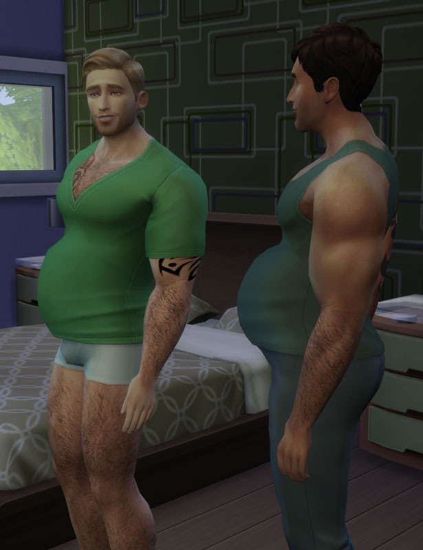 Sims 4 Pregnancy for everyone by Nukael at Mod The Sims