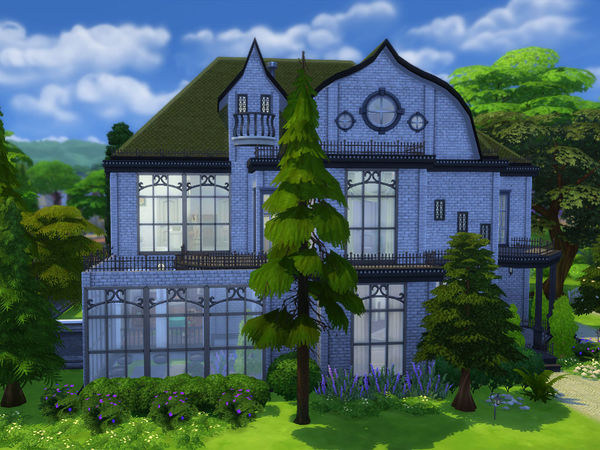 Odelle Estate by Ineliz at TSR image 20101 Sims 4 Updates