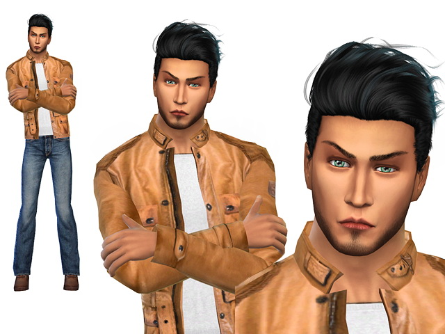 Just a Boy Posepack by Sim4fun at Sims Fans image 20103 Sims 4 Updates
