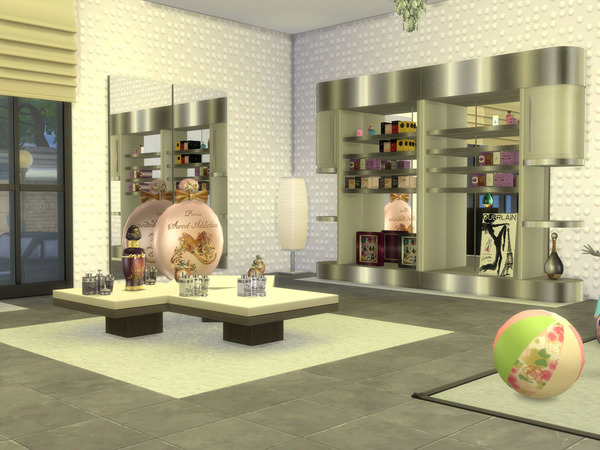 Les Parisiennes clothing shop by Guardgian at TSR image 20104 Sims 4 Updates