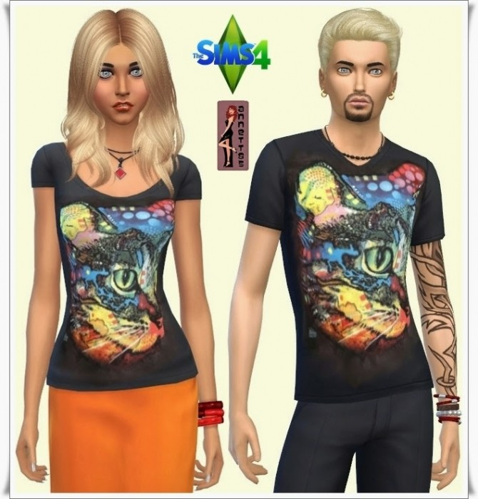 The Mountain shirts at Annett's Sims 4 Welt image 2020 670x700 Sims 4 Updates