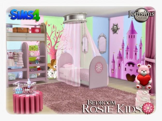 Dormitorios para niñas 20411-670x503