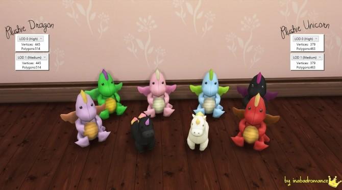 Kids decor: Dragon Plushie & Deco Kite at In a bad Romance image 210 670x373 Sims 4 Updates