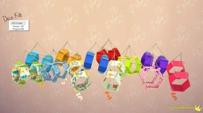 Kids decor: Dragon Plushie & Deco Kite at In a bad Romance image 211 670x373 Sims 4 Updates