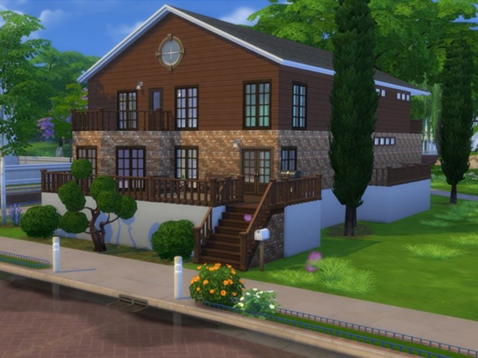 Generation House by Ali at Mod The Sims image 2128 670x503 Sims 4 Updates