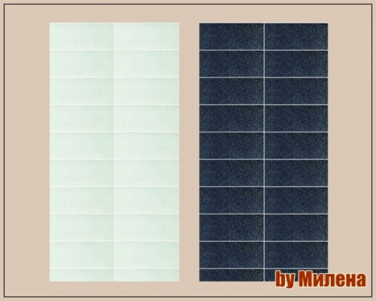 Sims 4 TRIBECA ceramic tile at Sims by Mulena