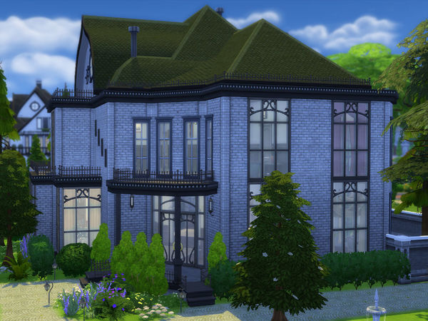 Odelle Estate by Ineliz at TSR image 2189 Sims 4 Updates