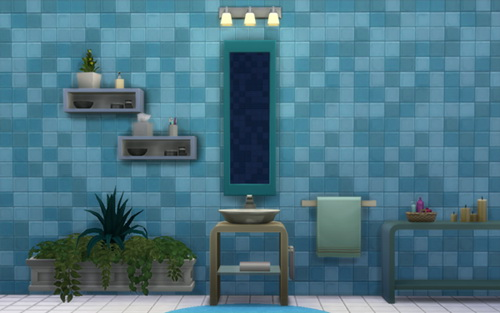 Sims 4 Wall texture at Adventures In Simming