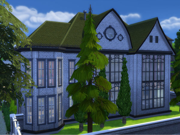 Odelle Estate by Ineliz at TSR image 2255 Sims 4 Updates
