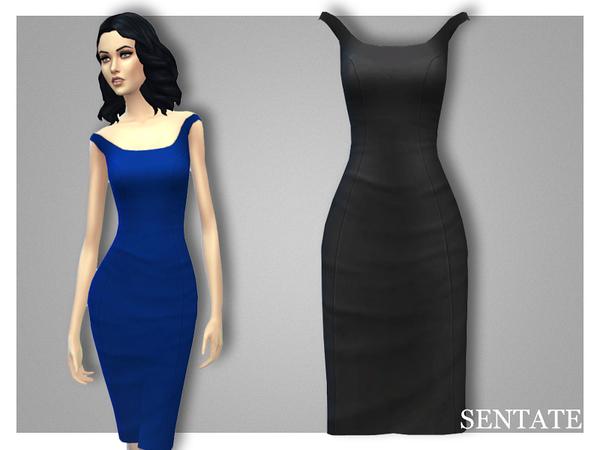 Kruella Dress by Sentate at TSR image 2259 Sims 4 Updates