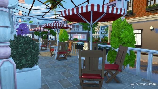 The Cupcake Shop by Waterwoman at Akisima image 2263 670x377 Sims 4 Updates