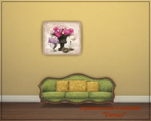 Sims 4 Chad Barrett Flower Song picture at Sims by Mulena