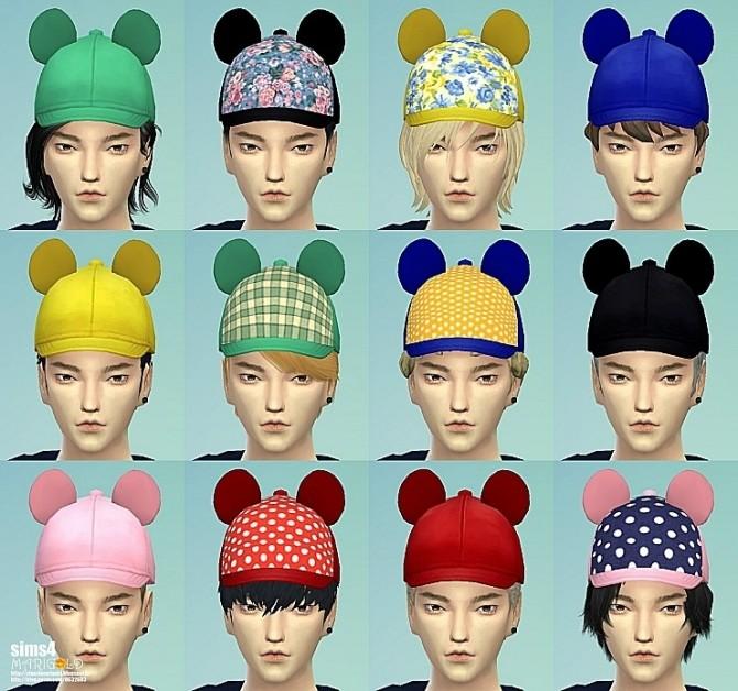 Bear ears cap at Marigold image 2342 670x628 Sims 4 Updates