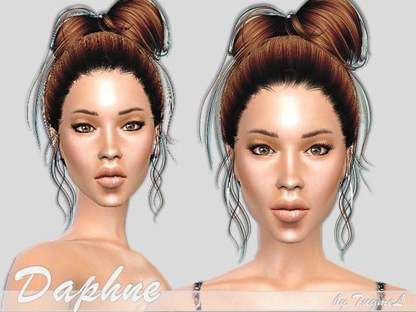 Sims 4 Daphne by TugmeL at TSR