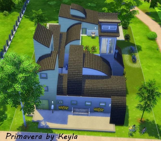 Primavera house at Keyla Sims image 2348 670x586 Sims 4 Updates