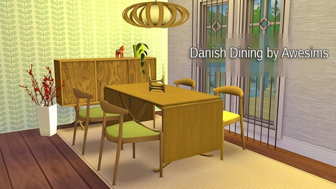 Awesome S Danish Dining Amp Easy Living Conversions At Femme