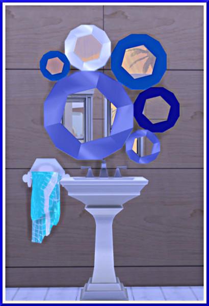 Suncup mirror by Christine1000 at Sims Marktplatz image 24211 Sims 4 Updates