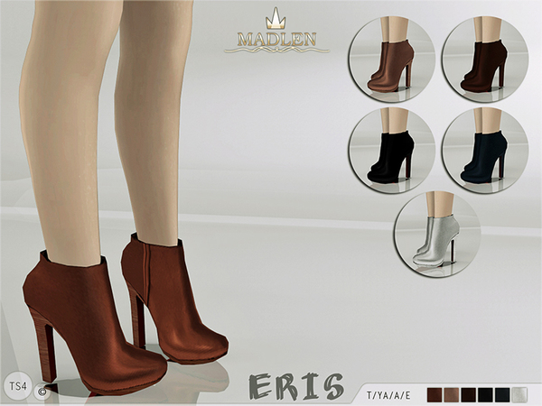 Madlen Eris Boots by MJ95 at TSR image 2427 Sims 4 Updates