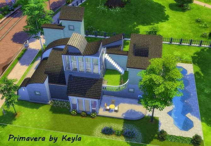 Primavera house at Keyla Sims image 2439 670x465 Sims 4 Updates