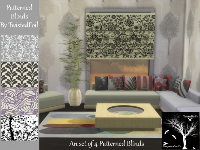 Various decor items at TwistedFoil image 2626 670x503 Sims 4 Updates