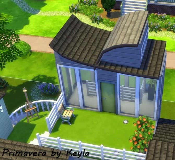 Primavera house at Keyla Sims image 2635 670x612 Sims 4 Updates