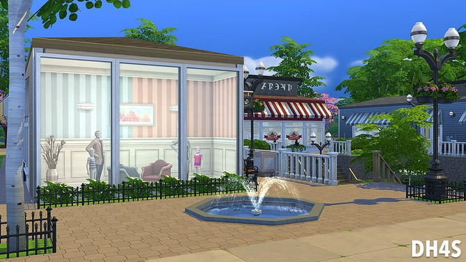 The Old Stones Mall by Samuel at DH4S image 270 670x377 Sims 4 Updates