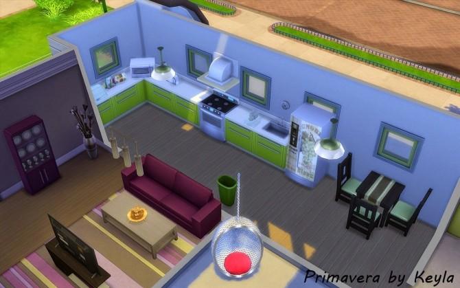 Primavera house at Keyla Sims image 2727 670x419 Sims 4 Updates