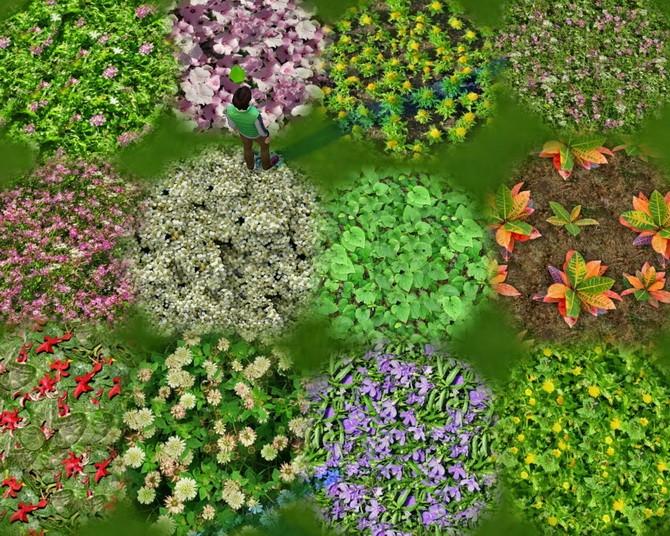 Sims 4 Autumn forest terrains at Mara45123