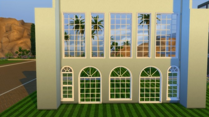 Colonial Build Windows By Adonispluto At Mod The Sims