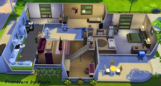 Primavera house at Keyla Sims image 2829 670x360 Sims 4 Updates