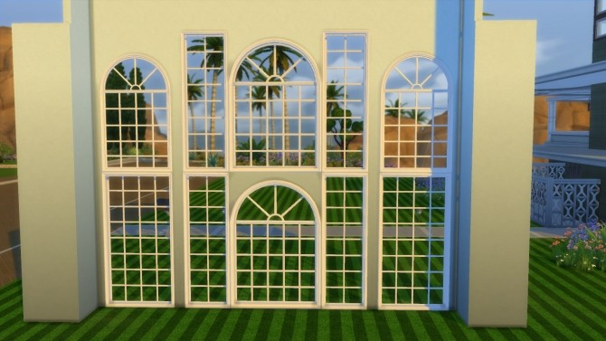 Colonial Build Windows by AdonisPluto at Mod The Sims image 2914 670x377 Sims 4 Updates