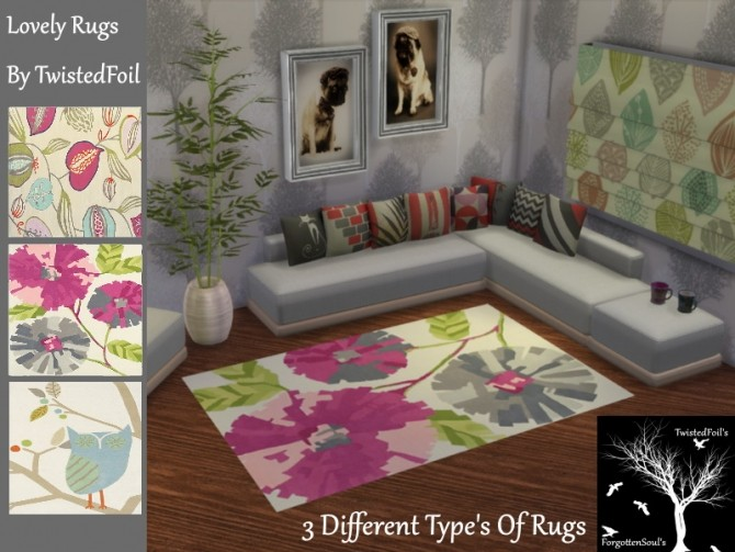 Various decor items at TwistedFoil image 2922 670x503 Sims 4 Updates
