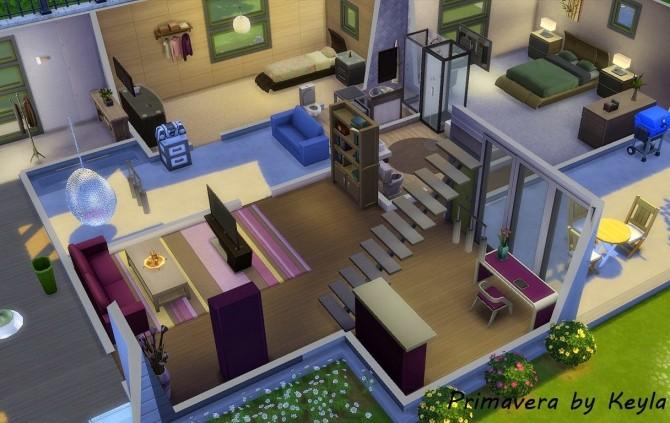 Primavera house at Keyla Sims image 2928 670x423 Sims 4 Updates