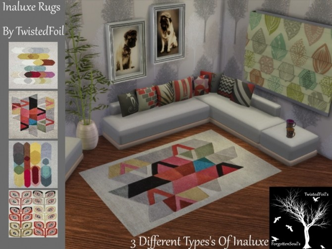 Various decor items at TwistedFoil image 3022 670x503 Sims 4 Updates
