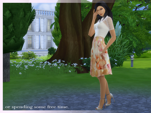 White bodysuit blouse by zorgsprivatelife2000 at TSR image 3026 Sims 4 Updates