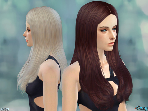 Jodie Hair for females by Cazy at TSR image 317 Sims 4 Updates