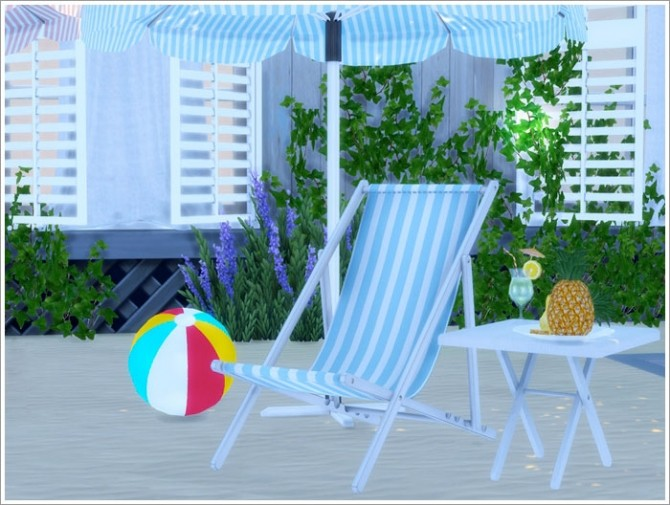 Dreams Of The Beach At Sims By Severinka 187 Sims 4 Updates
